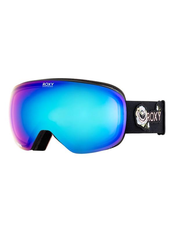 0 Popscreen Torah Bright - Masque de ski/snowboard pour Femme Noir ERJTG03059 Roxy