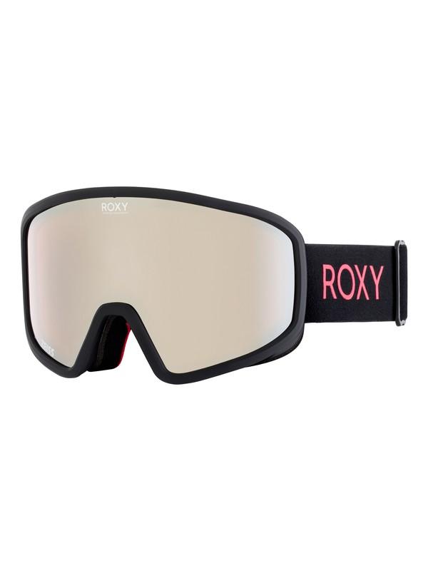 0 Feenity - Masque de ski/snowboard pour Femme Noir ERJTG03061 Roxy