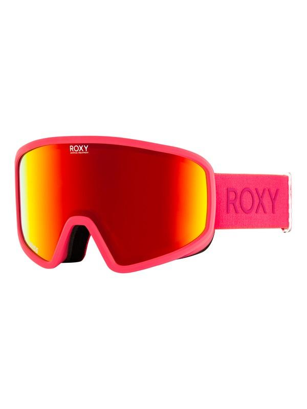 0 Feenity - Máscara para esquí/snowboard para Mujer Rosa ERJTG03061 Roxy
