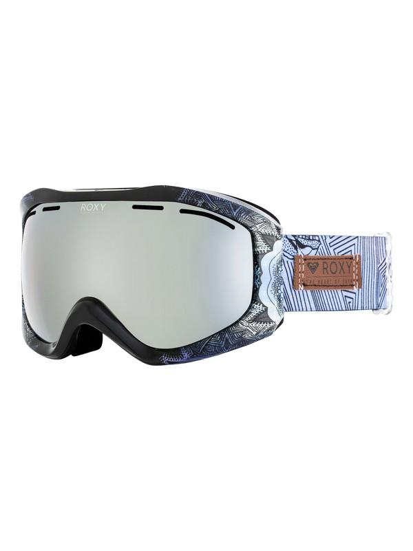 0 Sunset Art Series - Masque de ski/snowboard pour Femme Bleu ERJTG03065 Roxy