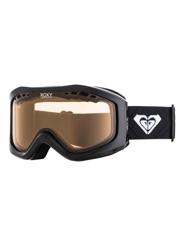 0 Sunset Bad Weather - Masque de ski/snowboard pour Femme Noir ERJTG03066 Roxy