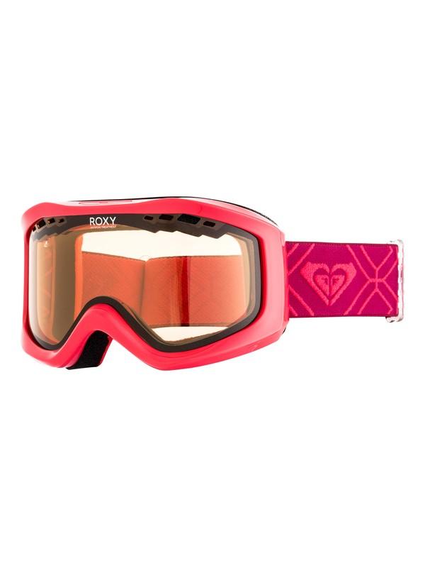 0 Sunset Bad Weather - Masque de ski/snowboard pour Femme Rose ERJTG03066 Roxy