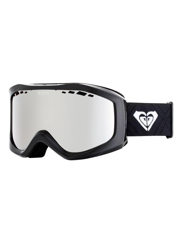 0 Sunset Mirror Snowboard/Ski Goggles Black ERJTG03067 Roxy