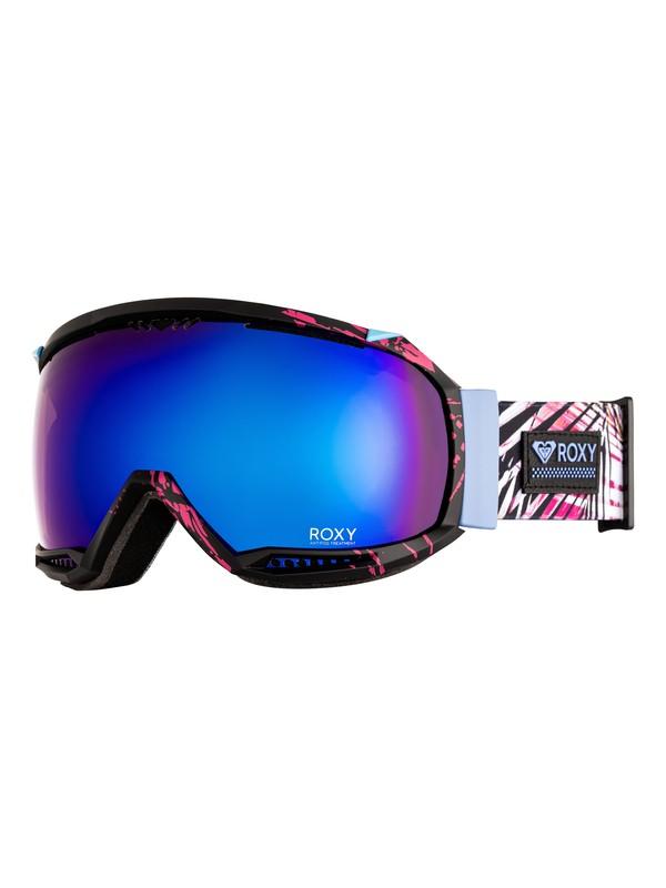 0 Hubble Snowboard/Ski Goggles Black ERJTG03084 Roxy