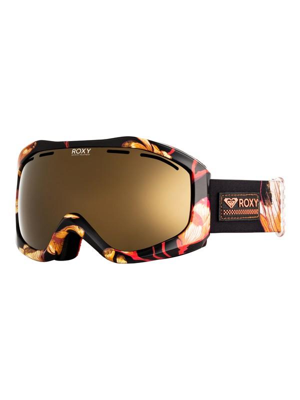 0 Sunset Art Series Snowboard/Ski Goggles Black ERJTG03107 Roxy