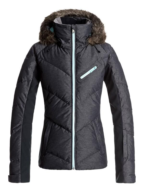 0 Snowstorm - Veste de snow pour Femme Noir ERJTJ03105 Roxy