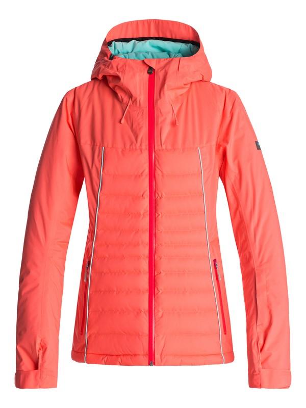 0 Tracer - Veste de snow pour Femme Orange ERJTJ03106 Roxy