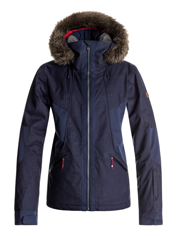0 Atmosphere - Chaqueta Para Nieve para Mujer Azul ERJTJ03108 Roxy