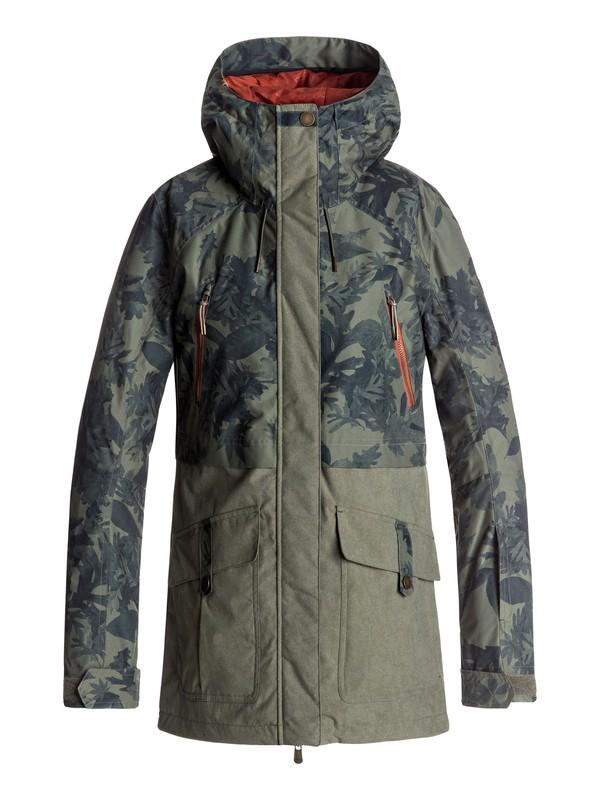 0 Tribe Snow Jacket  ERJTJ03120 Roxy