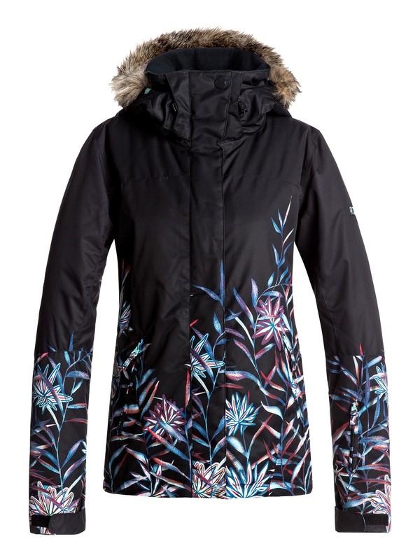 0 Jet Ski SE - Snow Jacket for Women Black ERJTJ03137 Roxy