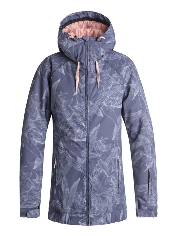 0 Valley - Snow Jacket for Women  ERJTJ03161 Roxy