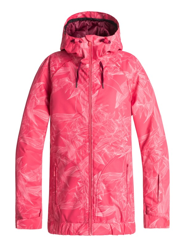 0 Valley - Veste de snow pour Femme Rose ERJTJ03161 Roxy