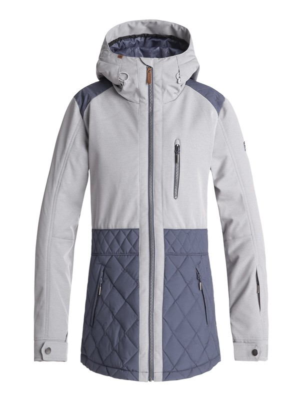 0 Journey - Snow Jacket for Women Blue ERJTJ03167 Roxy