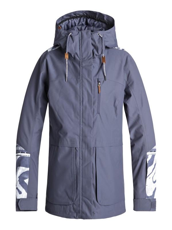 0 Andie - Veste de snow pour Femme Bleu ERJTJ03168 Roxy