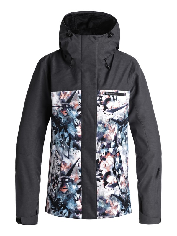 0 ROXY Jetty 3N1 Snow Jacket Blue ERJTJ03173 Roxy