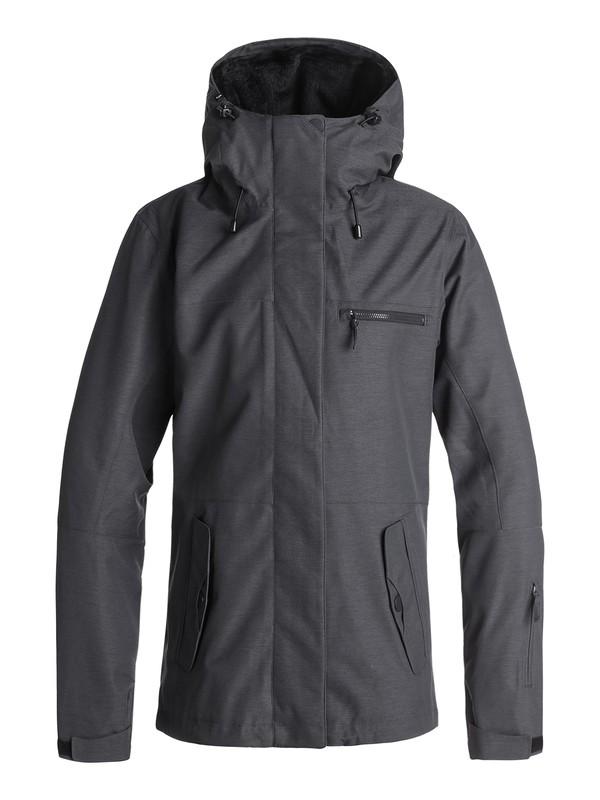 0 ROXY Jetty 3N1 Snow Jacket Black ERJTJ03173 Roxy