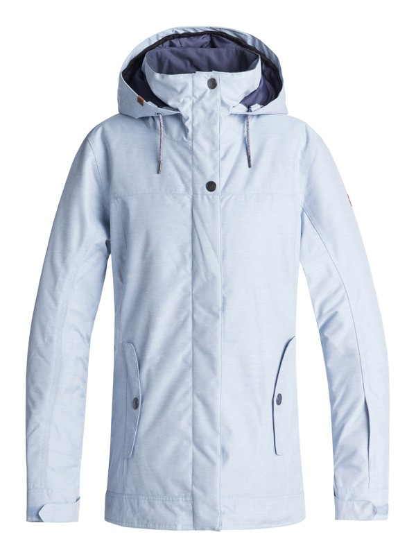 0 Billie - Snow Jacket for Women Blue ERJTJ03174 Roxy