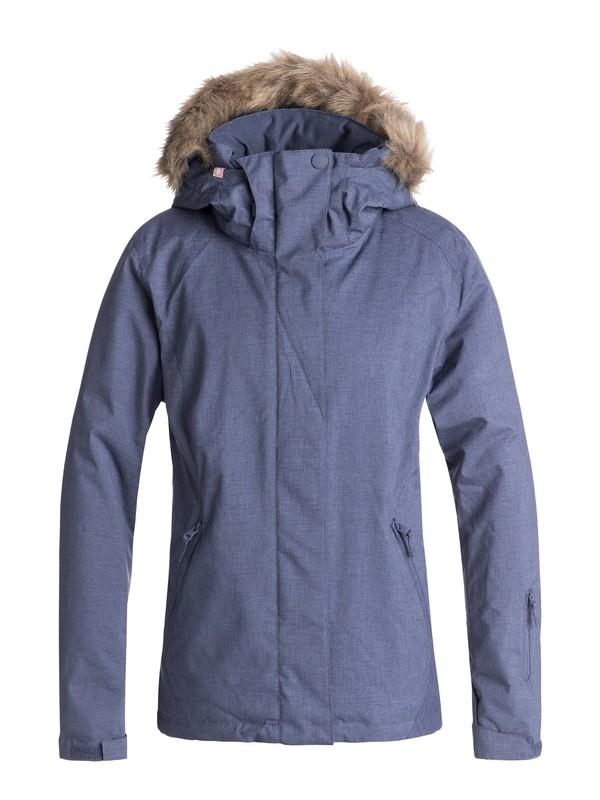 0 Jet Ski - Snow Jacket for Women Blue ERJTJ03181 Roxy