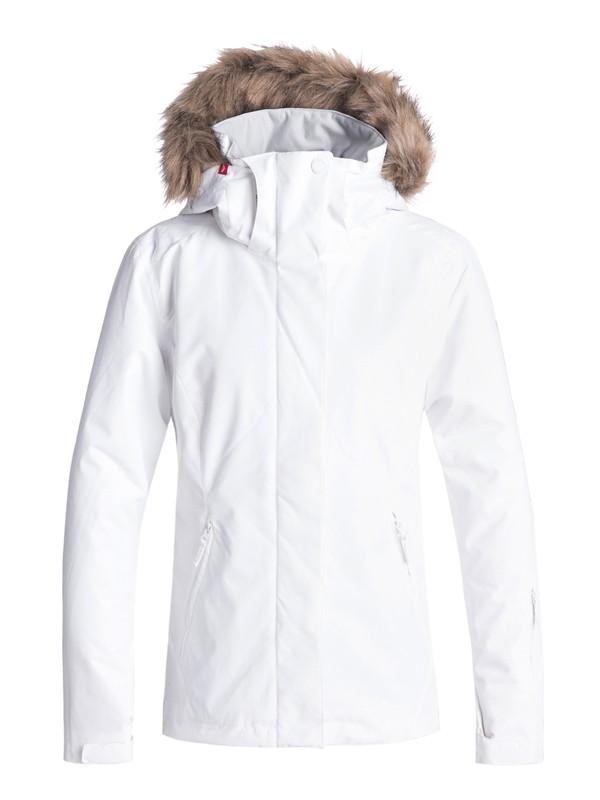 0 Jet Ski - Snow Jacke für Frauen Weiss ERJTJ03181 Roxy