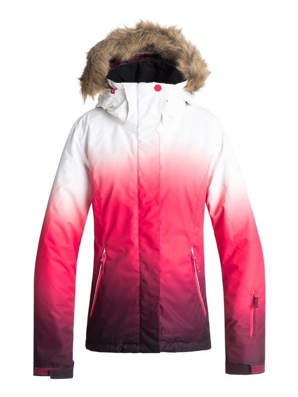 0 Сноубордическая куртка Jet Ski SE Розовый ERJTJ03184 Roxy