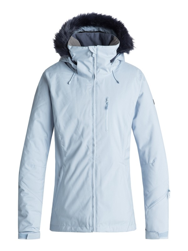 0 Down The Line - Veste de snow pour Femme Bleu ERJTJ03185 Roxy