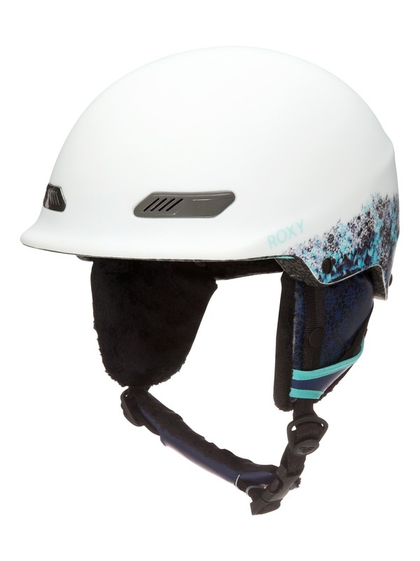 0 Power Powder - Casco de snowboard/esquí Azul ERJTL03018 Roxy