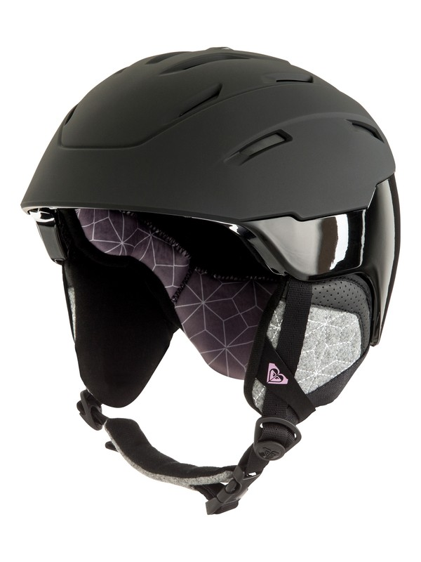 0 Ivory - Casco de snowboard/esquí Negro ERJTL03026 Roxy