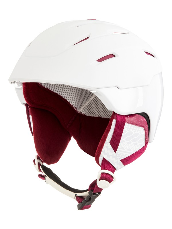 0 Ivory - Snowboard / Skihelm Weiss ERJTL03026 Roxy
