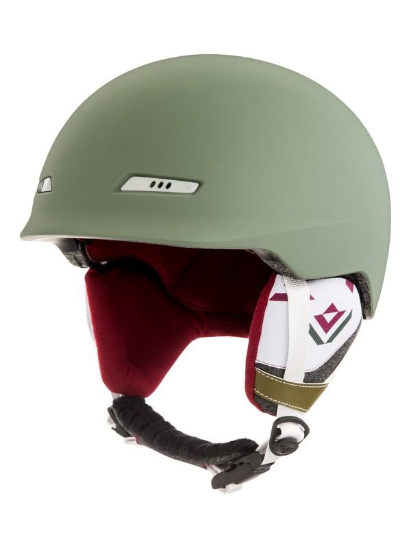 0 Angie - Casco de snowboard/esquí Verde ERJTL03028 Roxy