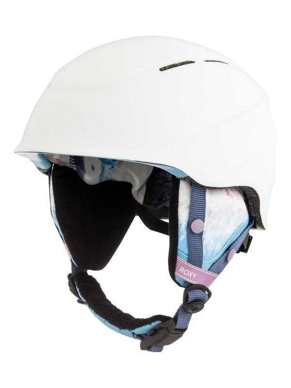 0 Millbury - Casco de snowboard/esquí Blanco ERJTL03029 Roxy