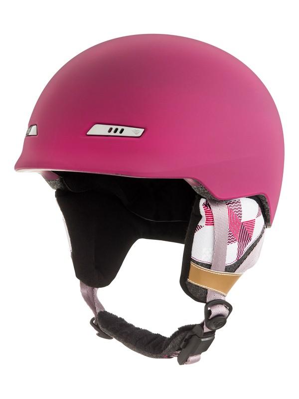 0 Angie SRT - Casco de snowboard/esquí Rojo ERJTL03034 Roxy
