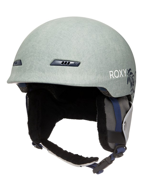 0 Angie Snowboard/Ski Helmet Grey ERJTL03035 Roxy