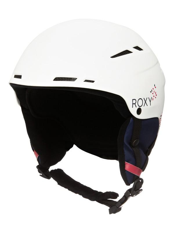 0 Alley Oop Snowboard/Ski Helmet White ERJTL03042 Roxy