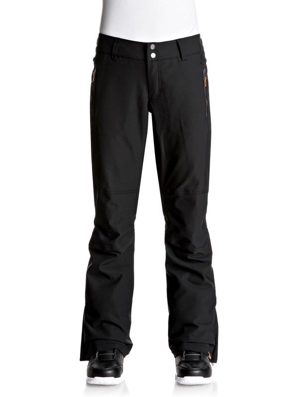 0 Cabin - Pantalones Para Nieve para Mujer Negro ERJTP03041 Roxy