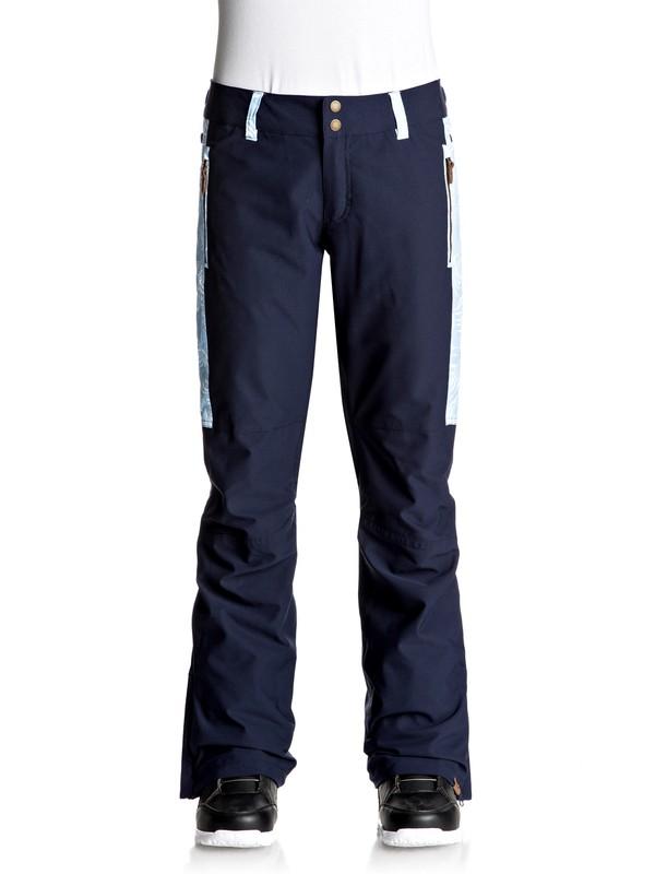 0 Cabin - Pantaloni da snowboard Orange ERJTP03041 Roxy