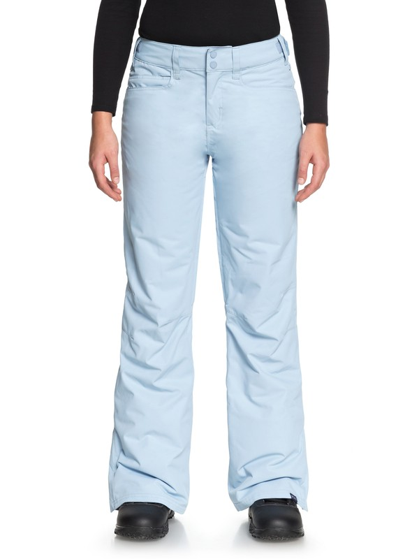 0 Backyard Snow Pants Blue ERJTP03056 Roxy