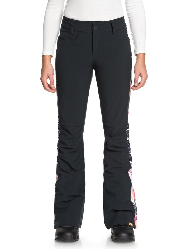 0 Creek Snow Pants Black ERJTP03060 Roxy