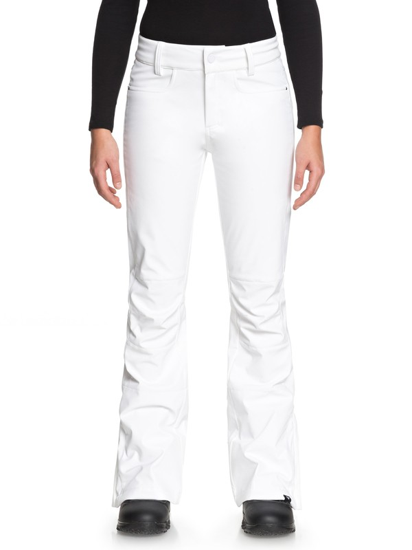 0 Creek Snow Pants White ERJTP03060 Roxy