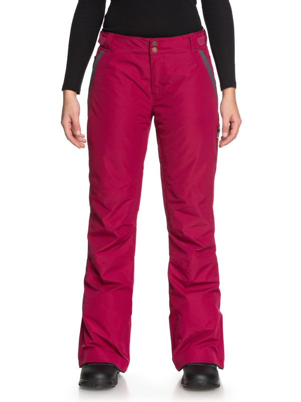 0 Rushmore 2L GORE-TEX® - Snow Pants for Women Red ERJTP03064 Roxy