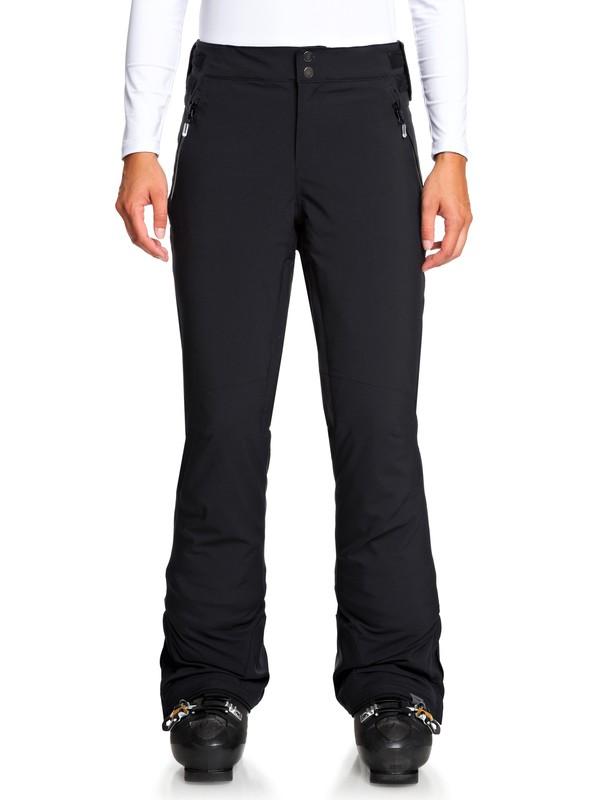 0 Montana Snow Pants Black ERJTP03082 Roxy
