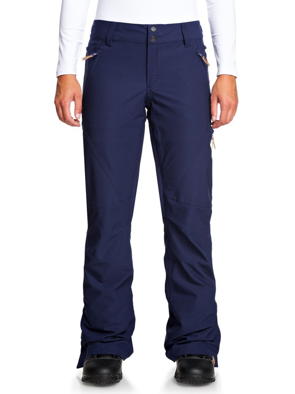 0 Cabin Snow Pants Blue ERJTP03086 Roxy