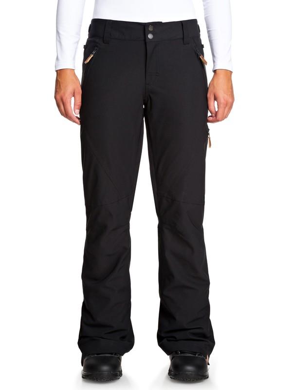 0 Cabin Snow Pants Black ERJTP03086 Roxy