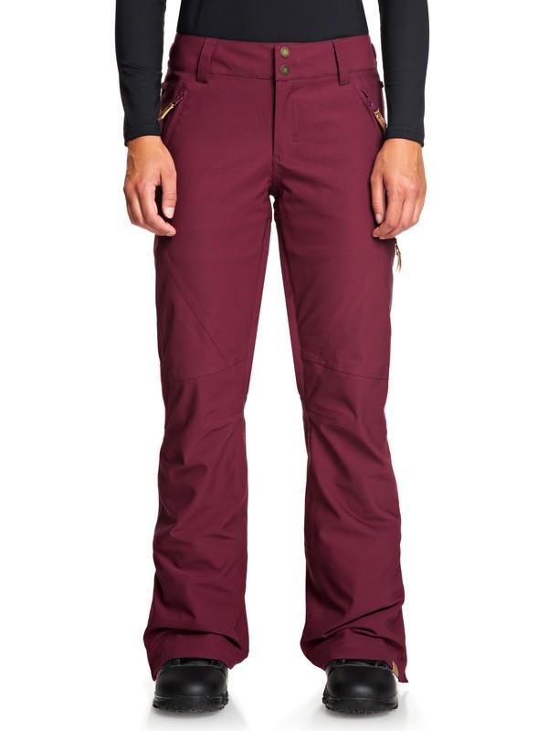0 Cabin Snow Pants Purple ERJTP03086 Roxy