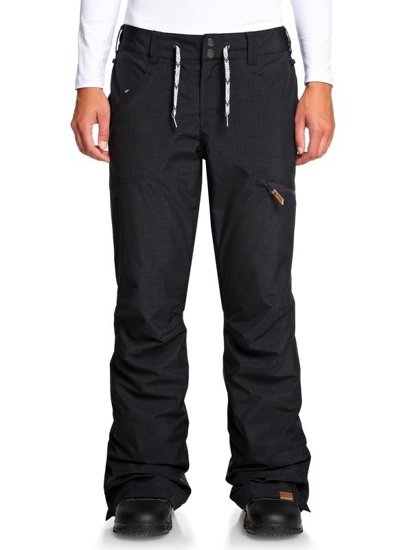 0 Nadia Snow Pants Black ERJTP03087 Roxy