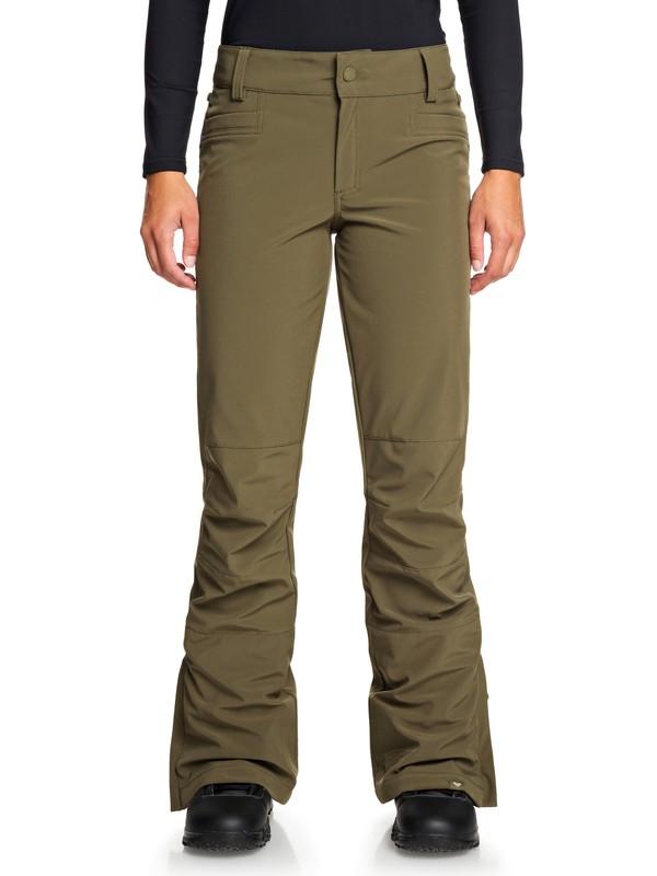 0 Creek Snow Pants Brown ERJTP03089 Roxy