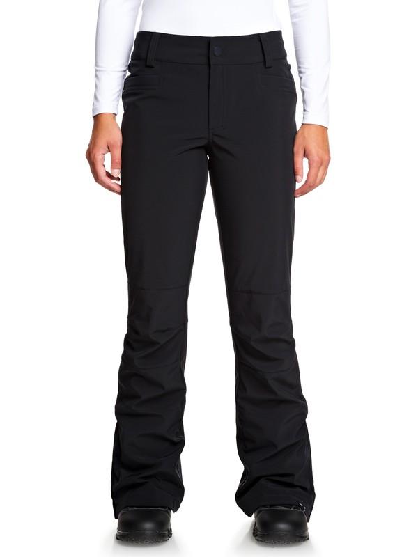 0 Creek Snow Pants Black ERJTP03089 Roxy