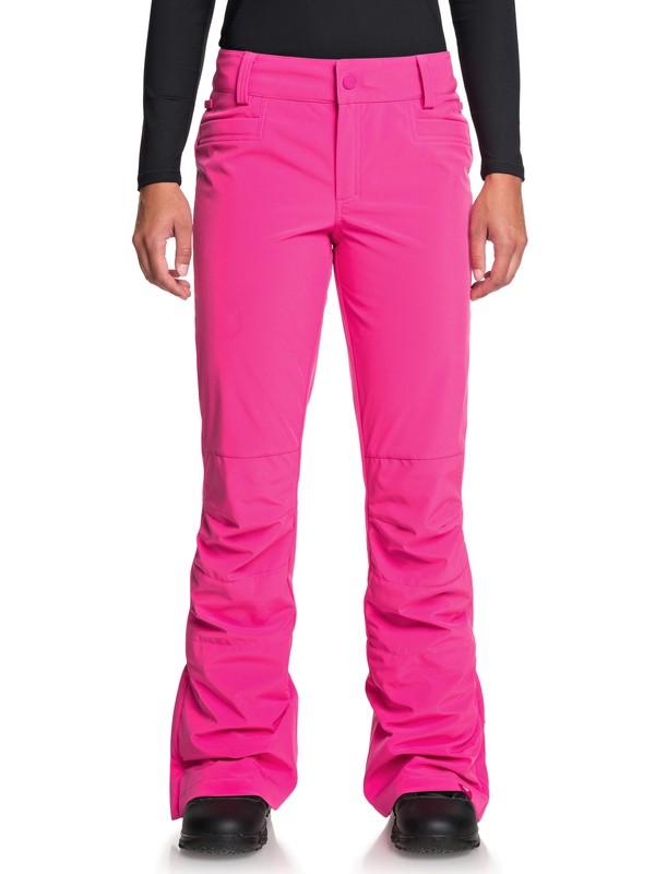 0 Creek Snow Pants Pink ERJTP03089 Roxy