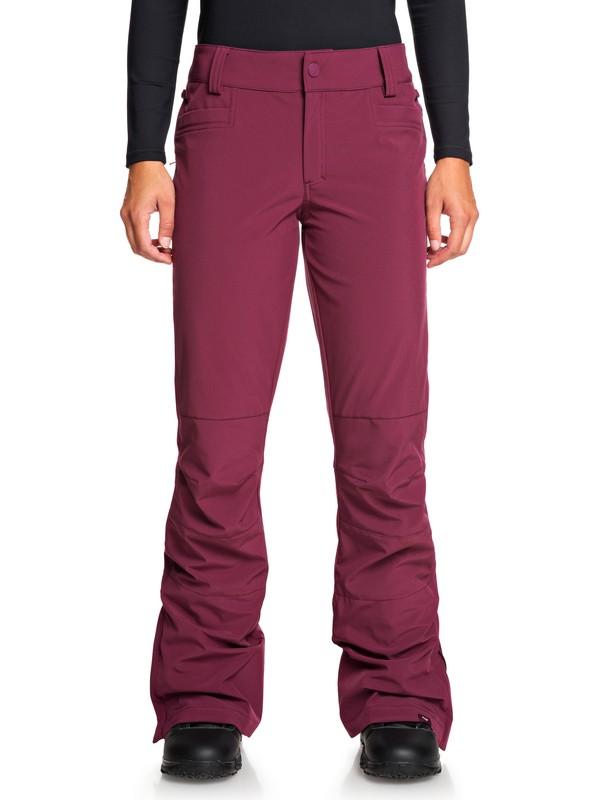 0 Creek Snow Pants Purple ERJTP03089 Roxy