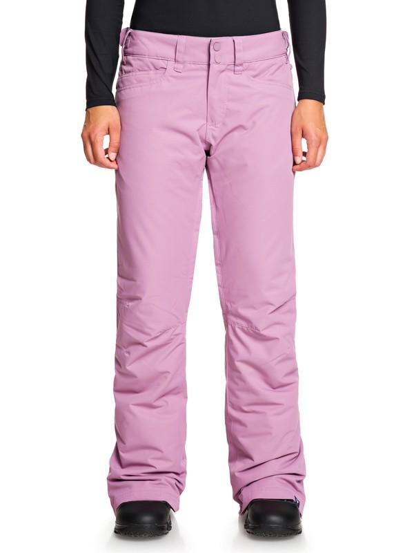 0 Backyard Snow Pants Purple ERJTP03091 Roxy