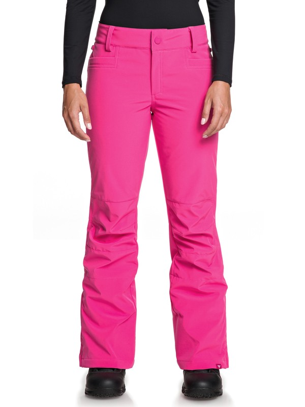 0 Creek Short Snow Pants Pink ERJTP03101 Roxy